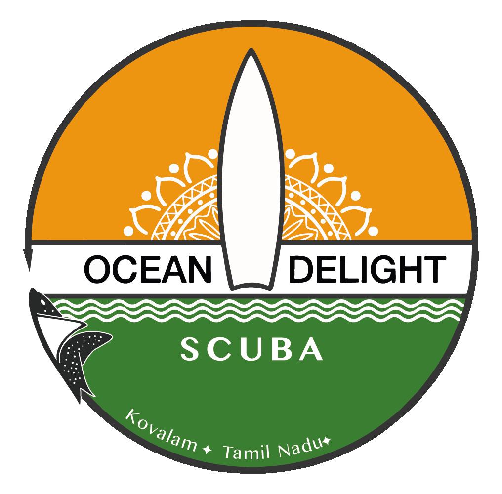 Ocean Delight Scuba Logo